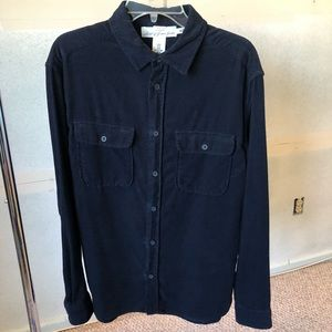 H&M Label of Graded Goods corduroy button down